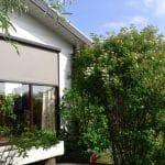 Idyllisch vakantiehuisje met weelderige tuin a/h water in Loosdrecht