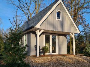Scandinavisch Huisje op Bospark Ruurlo Achterhoek